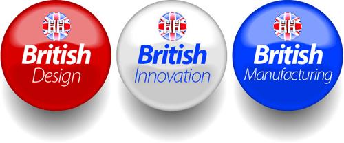 Helping Hand British Manufacturing Logo