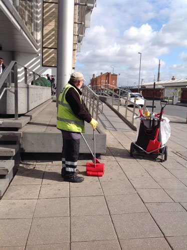 Street Cleansing